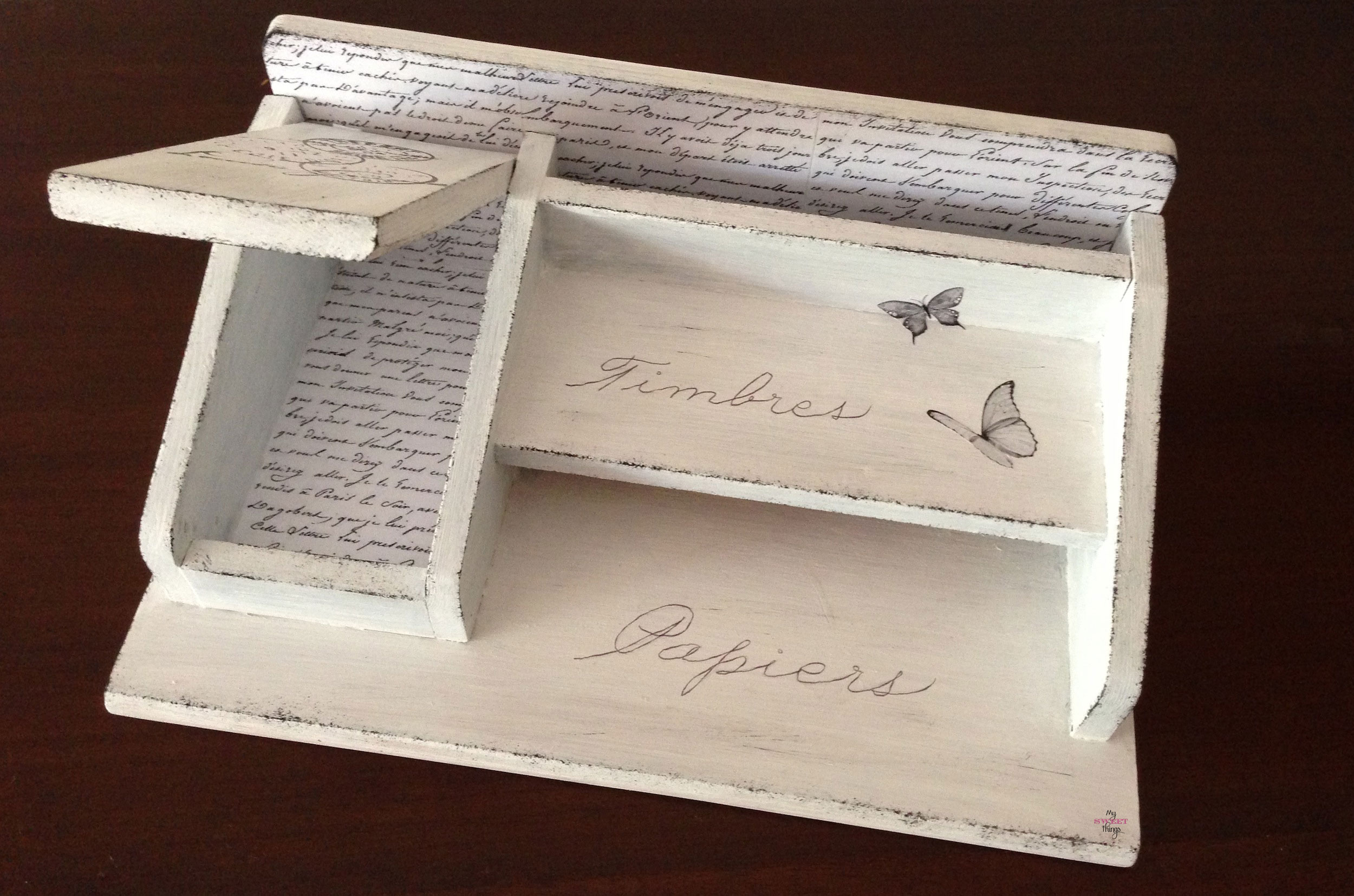 French Inspired Writing Set