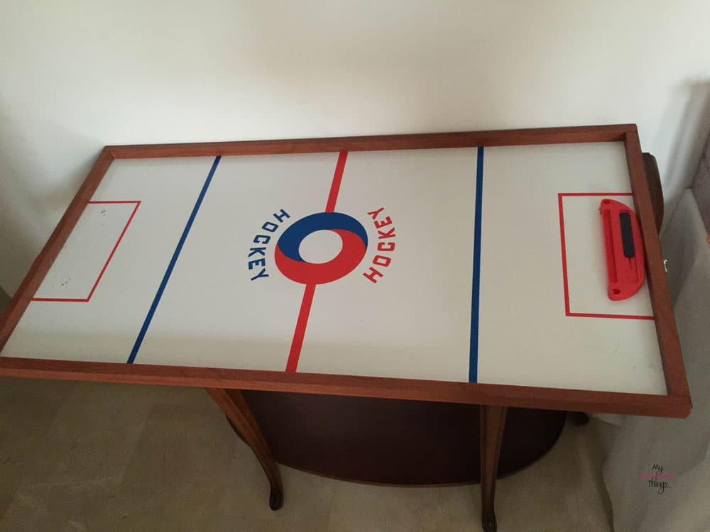 Repurposed Old Game Tray
