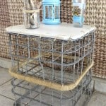Upcycling the milk crate