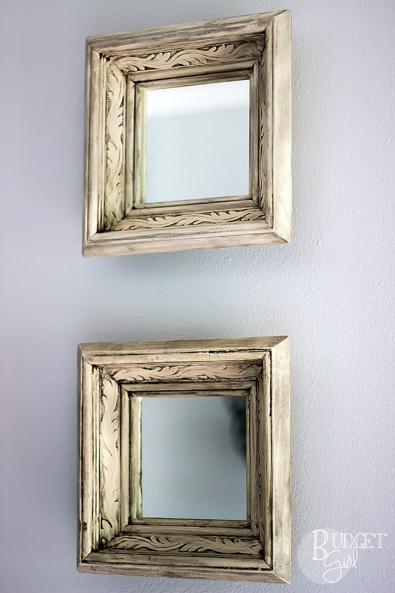 Glazed picture frames