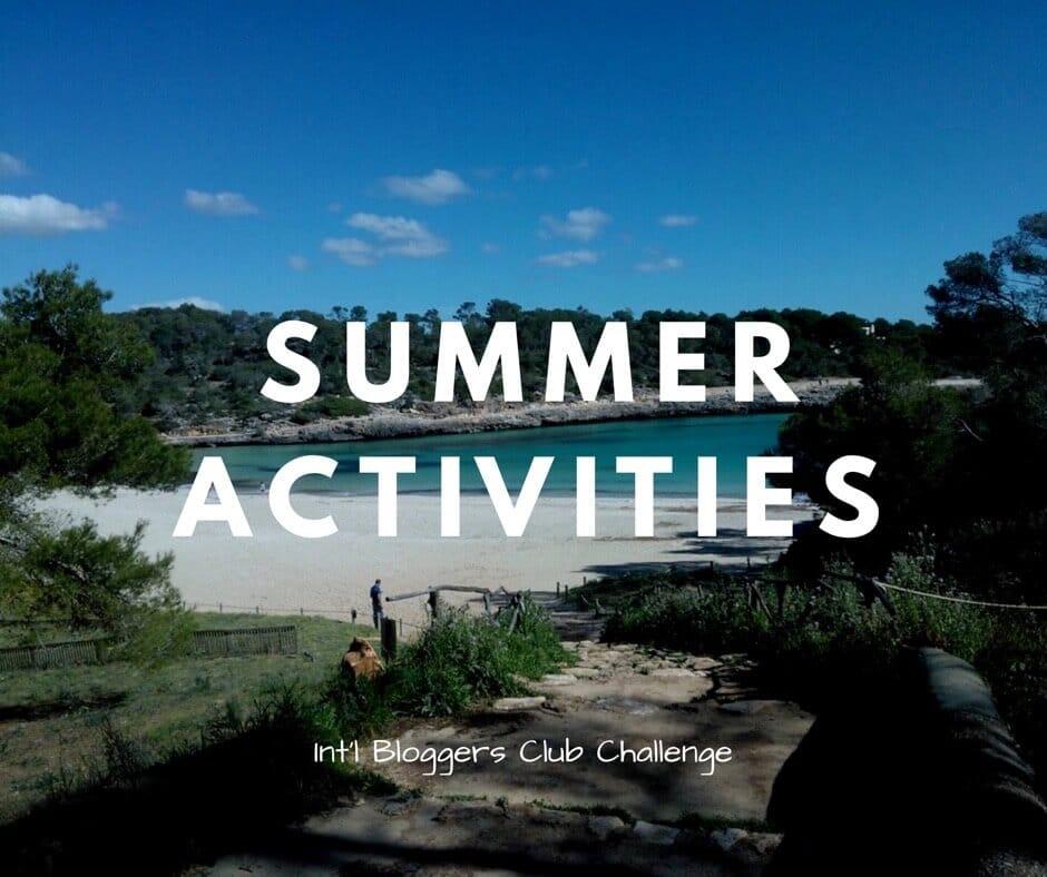Summer Activities FB