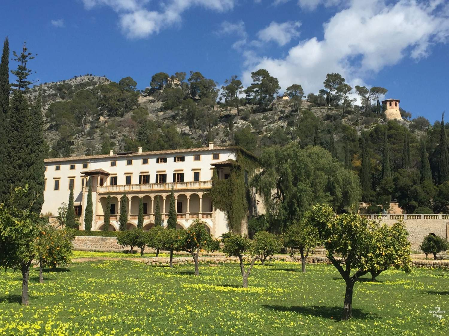 What to do in summer in Mallorca - Sa Raixa - Heritage of Humanity by Unesco