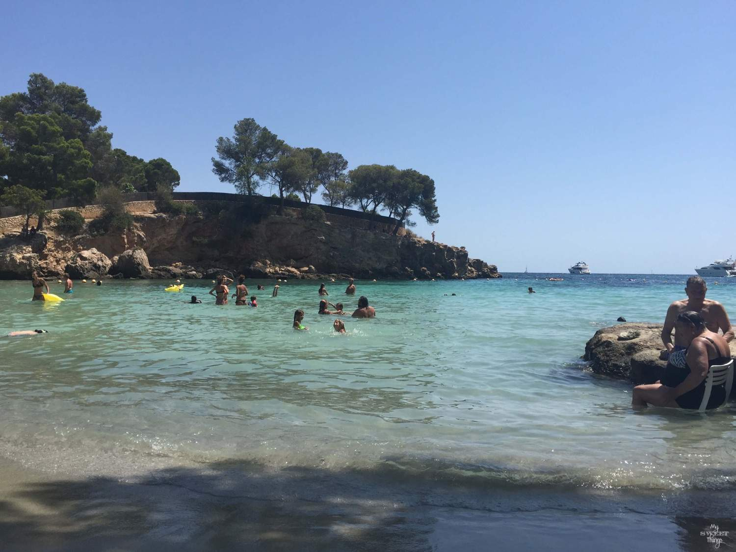 What to do in summer in Mallorca - At the beach