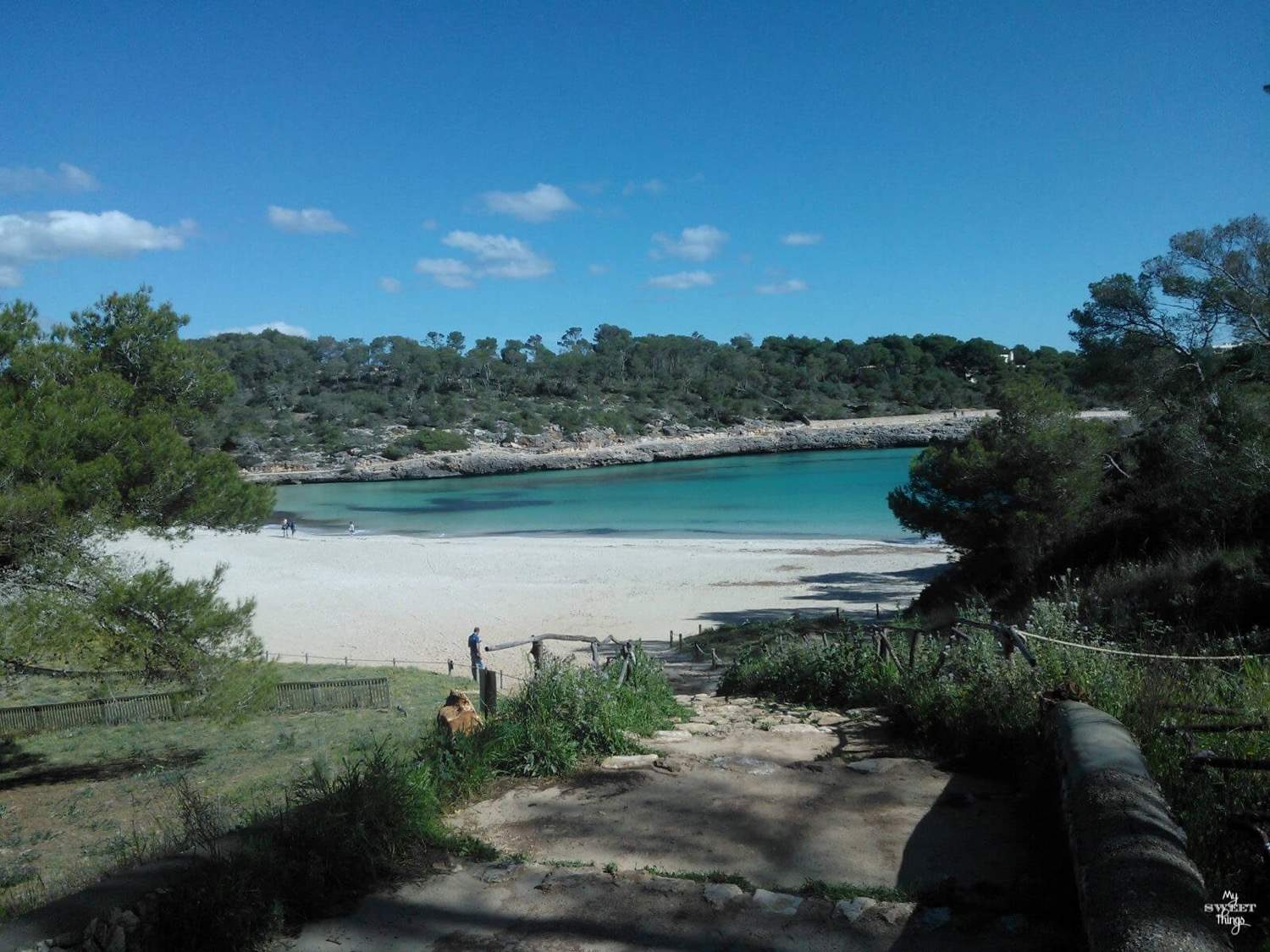 What to do in summer in Mallorca - Cala Mondrago beach