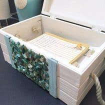 Coastal Jewelry Box