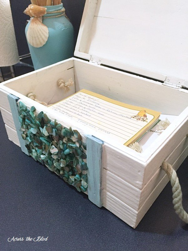 Coastal Jewelry Box