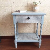 Transform furniture with decoupage and milk paint 18