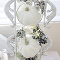 elegant-chic-white-pumpkin-fall-decor-idea-in-wine-rack