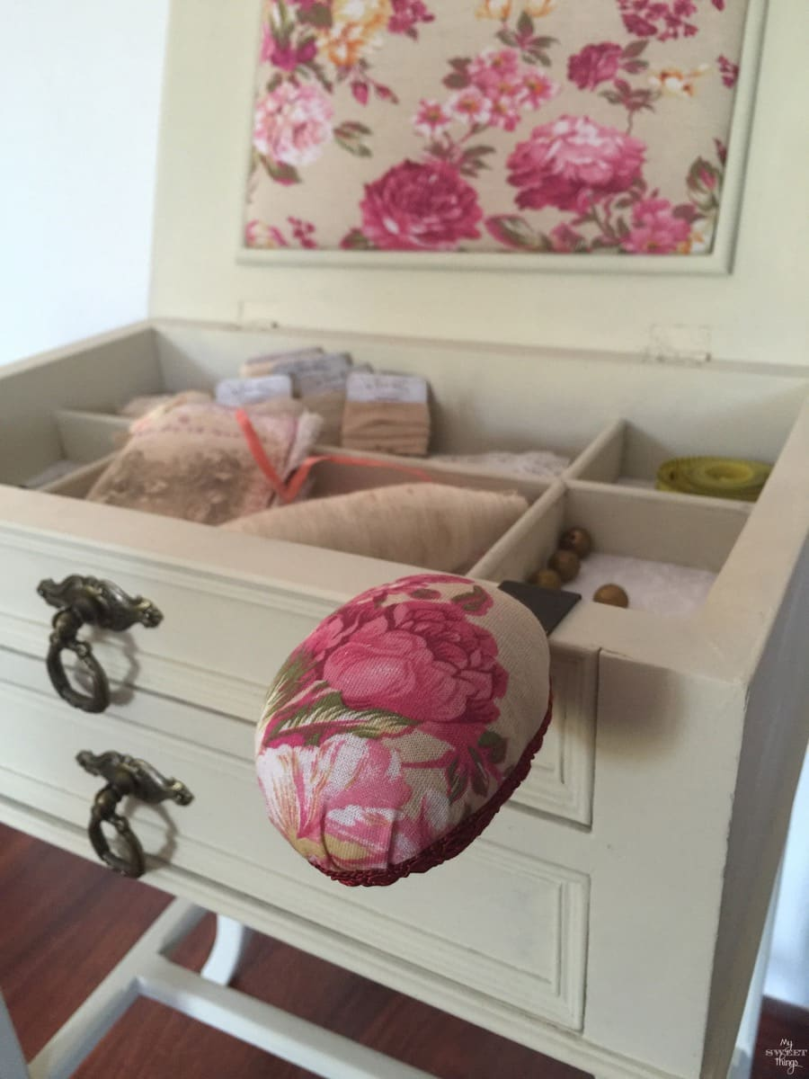 Sewing Cabinet Makeover 32