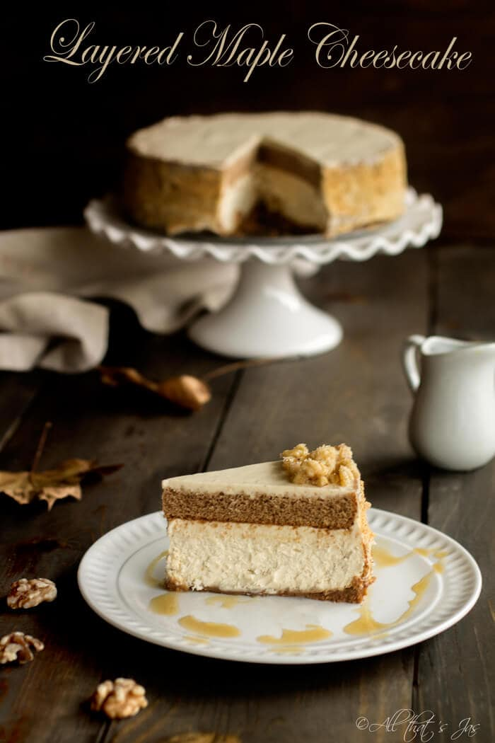layered-maple-cheesecake-with-spice-cake
