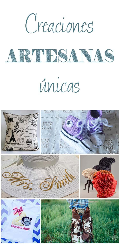 Creaciones artesanas únicas, el valor de los artesanos · Via www.sweethings.net