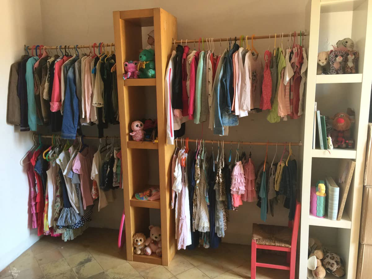 Vestidor En Habitacion Ver Sistema Komplement Armarios  # Muebles Vestidores Para Bebes
