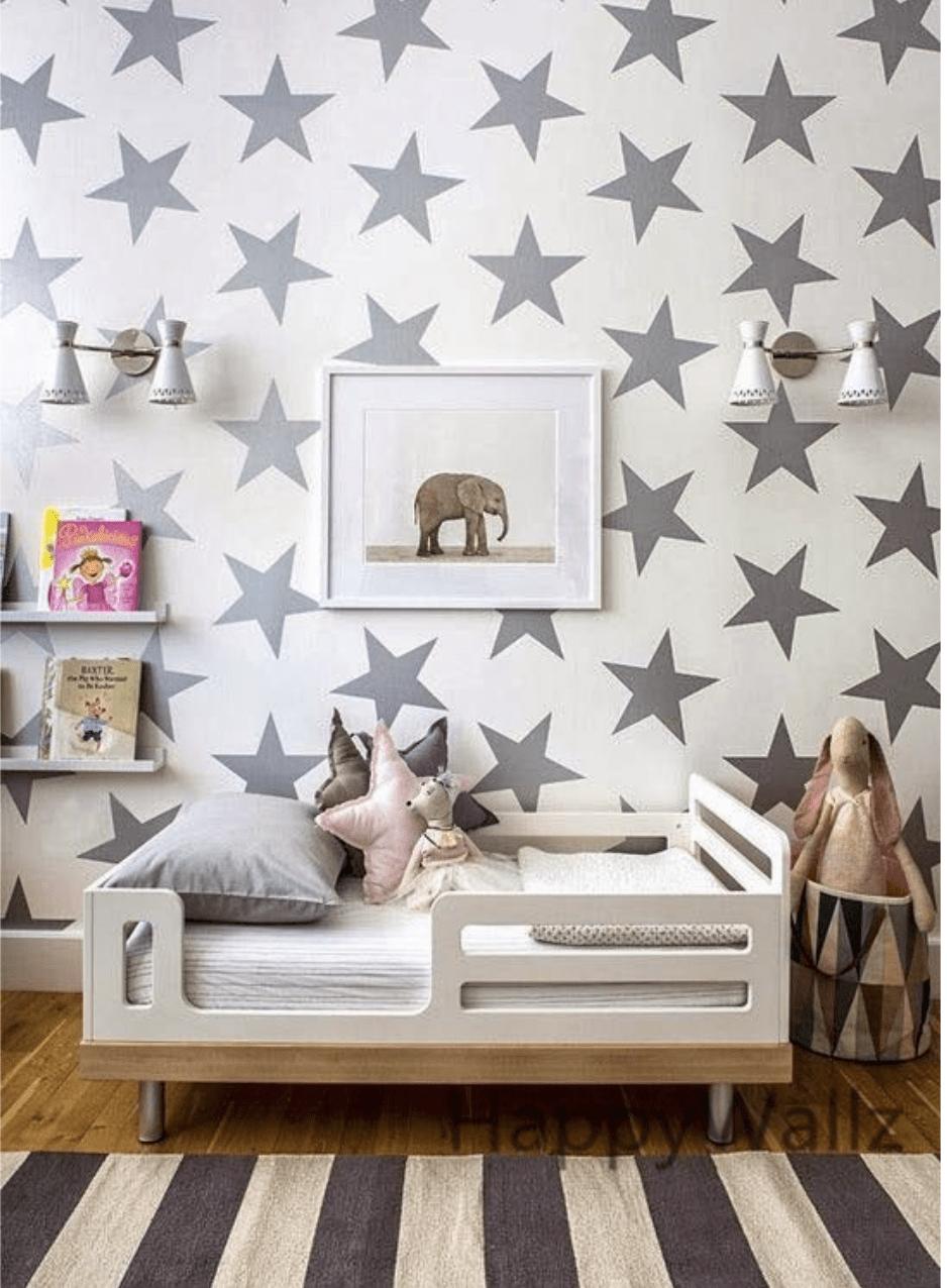 Cómo decorar de forma original la habitación de tu bebé · Complementos y decoración · Via www.sweethings.net