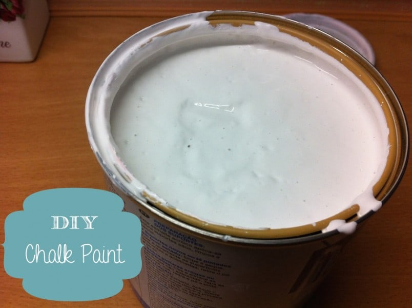 My 2015 Favorites   |   DIY Chalk Paint   |   Via www.sweethings.net