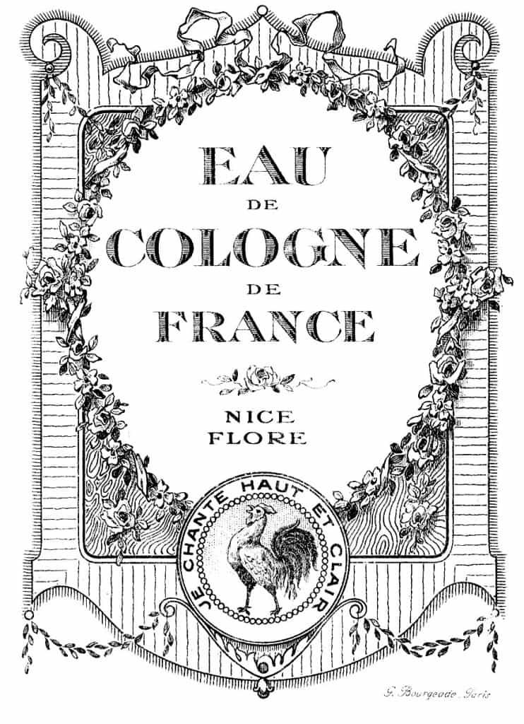 Eau de Cologne de France