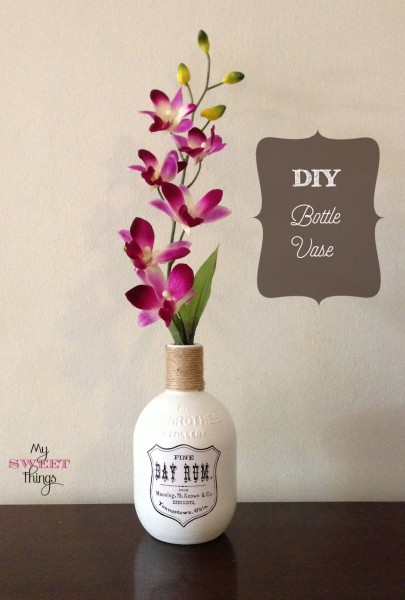 My 2015 Favorites   |   DIY Flower Vase   |   Via www.sweethings.net
