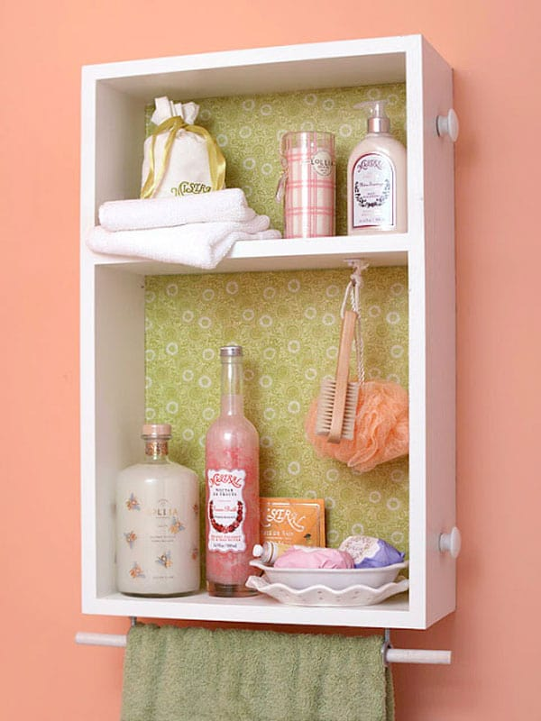 Bathroom Shelf