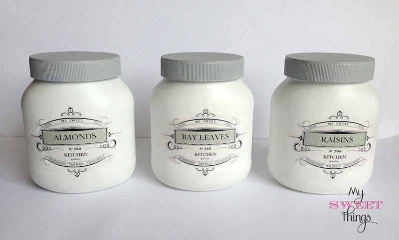 My 2015 Favorites   |   Pantry Storage Jars   |   Via www.sweethings.net