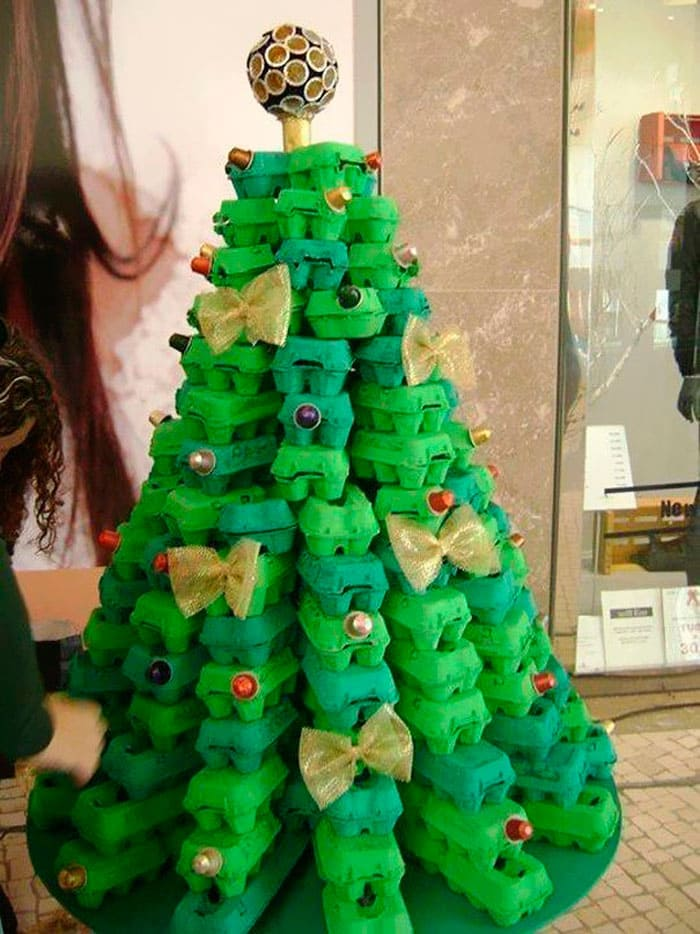 20 Alternative Christmas Trees • My Sweet Things