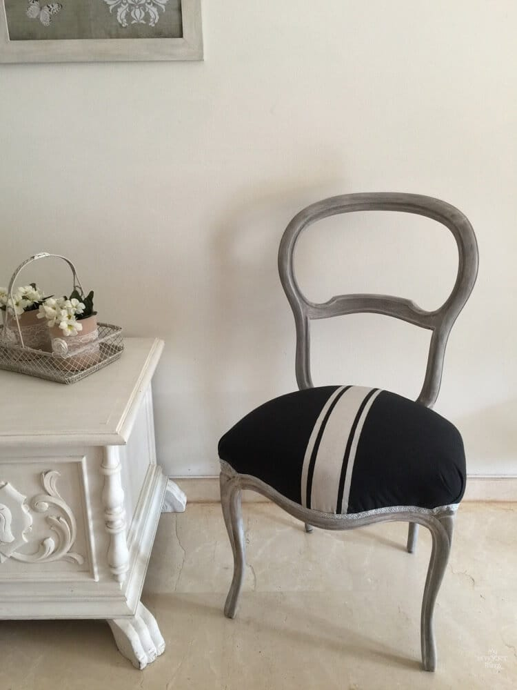 The Elizabethan Chair Makeover