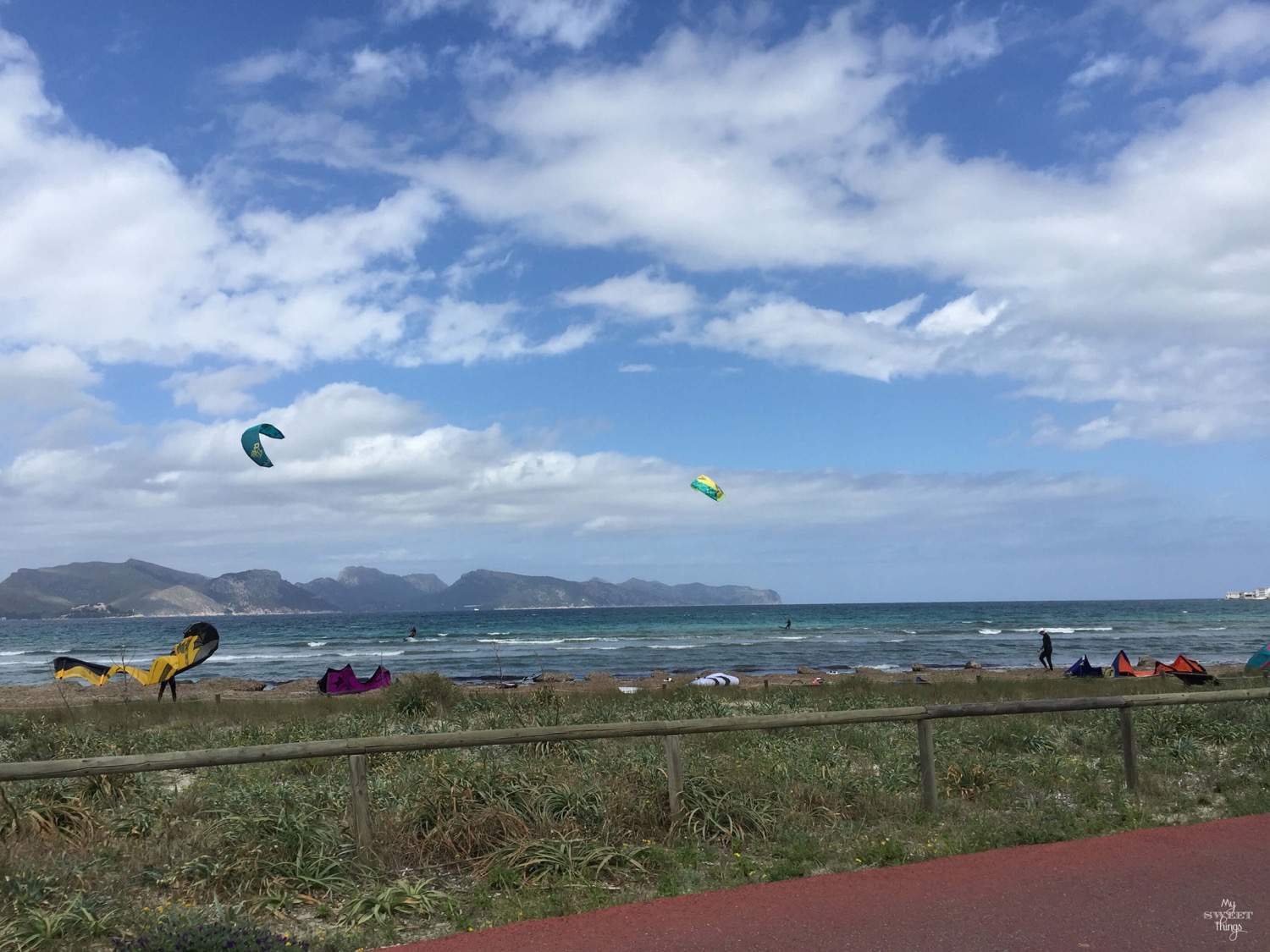 What to do in summer in Mallorca - Kite surf
