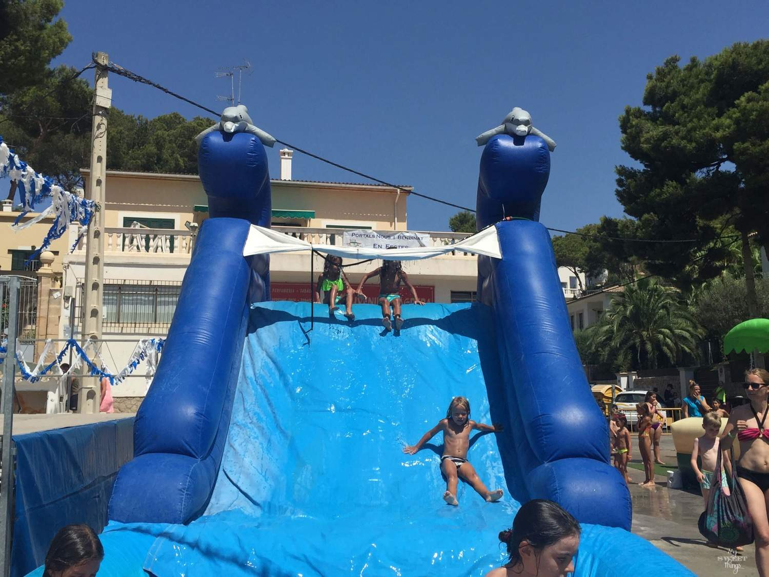 What to do in summer in Mallorca - Water games