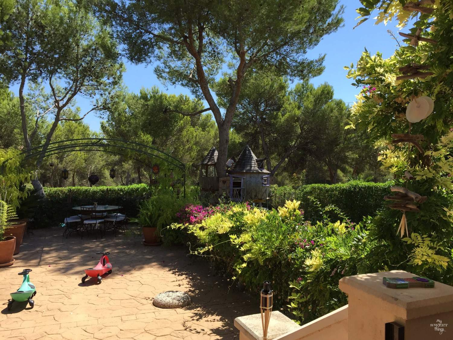What to do in summer in Mallorca - Lovely treehouse
