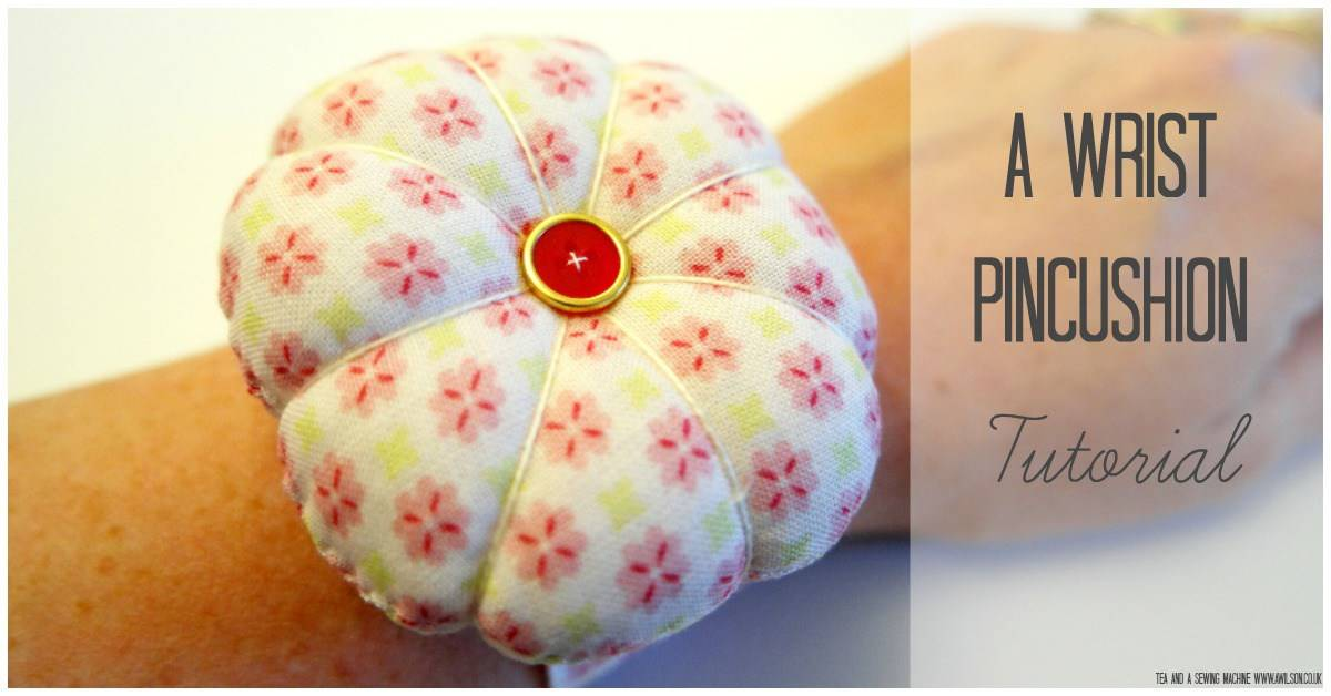 How to make a wrist pincushion
