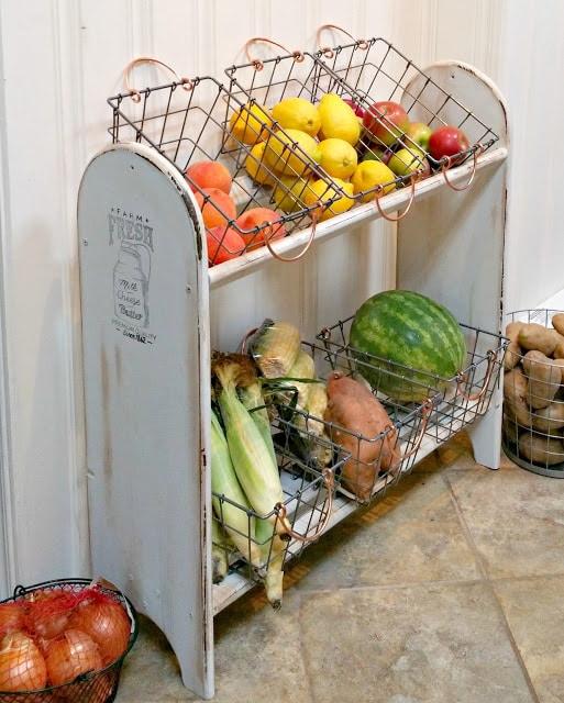farm vegetable stand