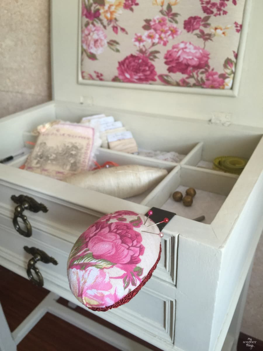 Sewing Cabinet Makeover 42