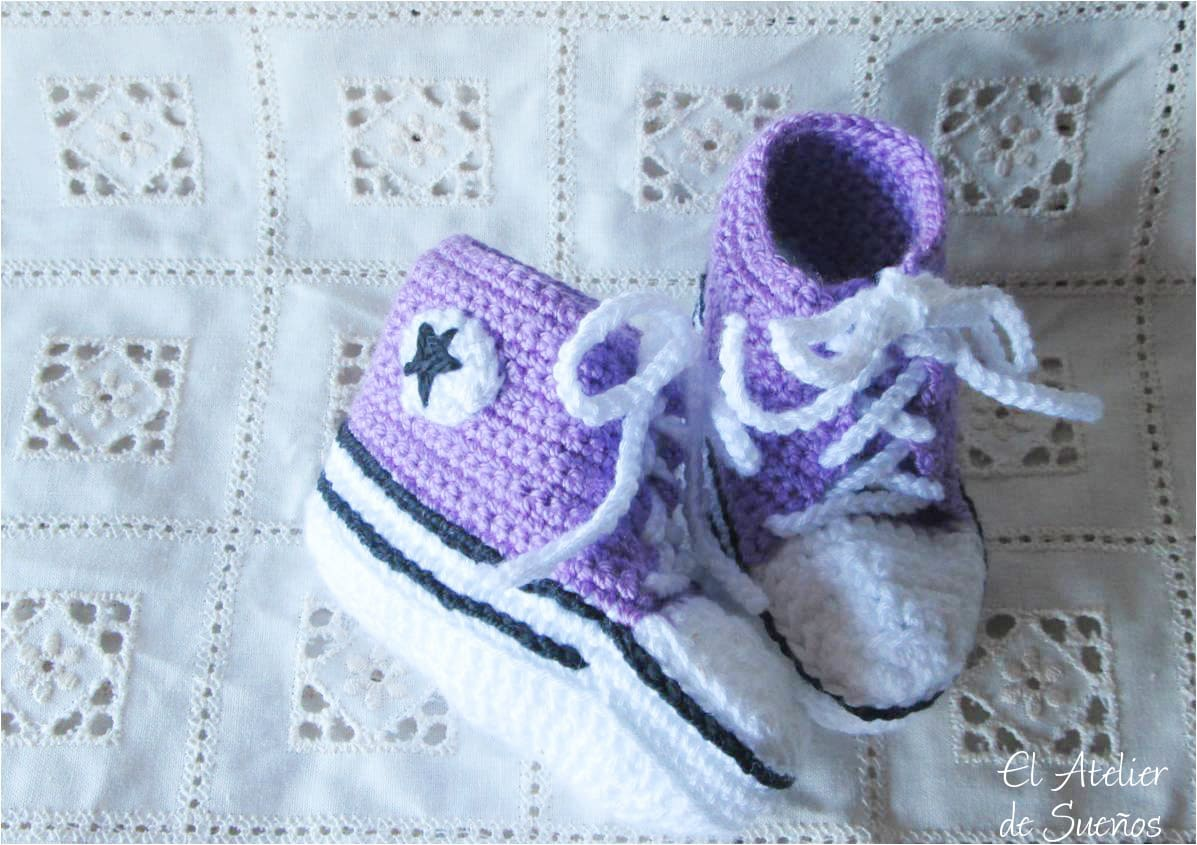 Unique Handmade Artisan Goods · Baby crochet shoes · Via www.sweethings.net