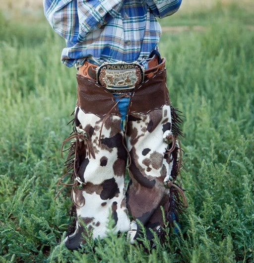 Unique Handmade Artisan Goods · Cowboy chaps · Via www.sweethings.net