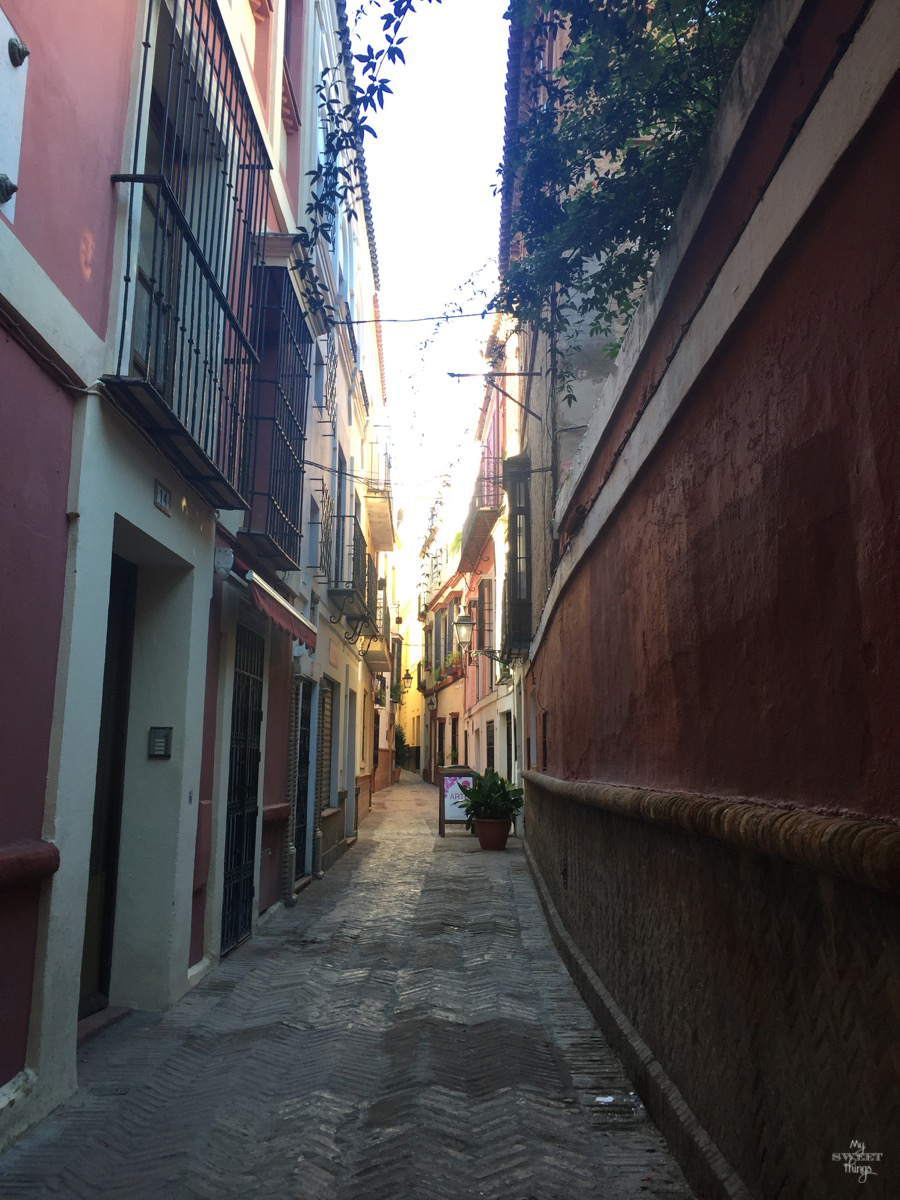 Viaje a Andalucía · Sevilla · Via www.sweethings.net
