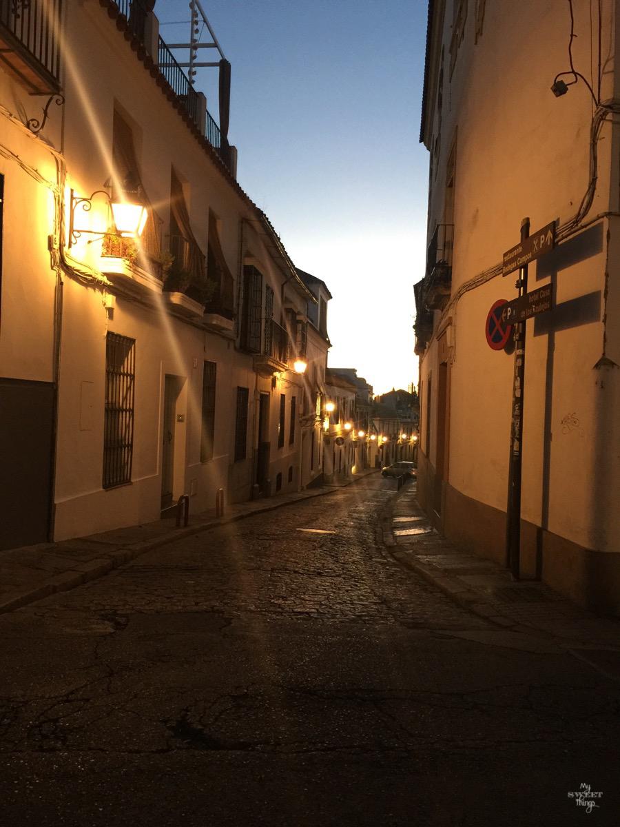 Viaje a Andalucía · Córdoba al alba · Via www.sweethings.net