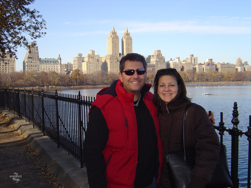 4 Must-See Spots In the US · Central Park New York · Via www.sweethings.net
