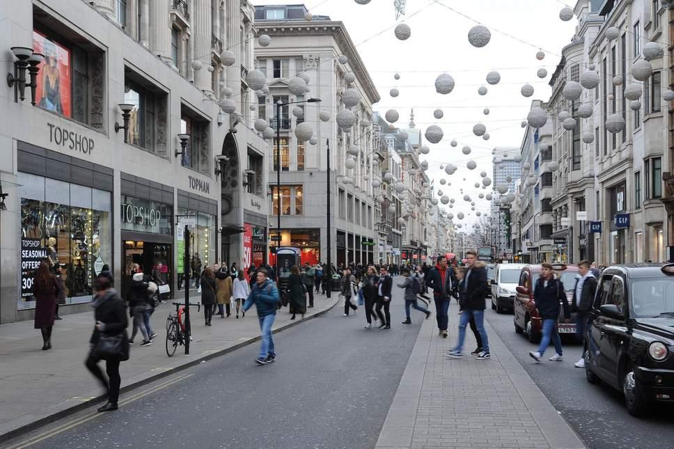 Guide to London · High Street London shopping · Via www.sweethings.net