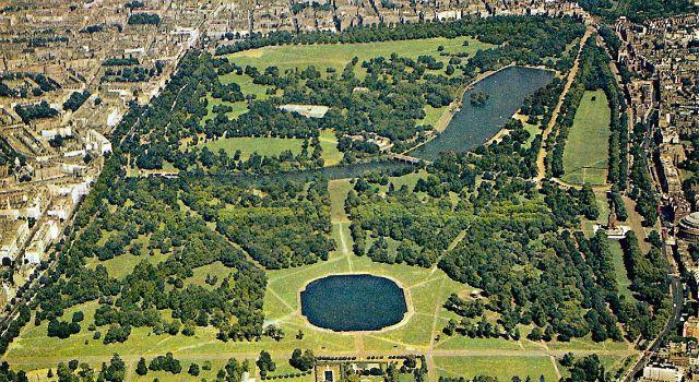 Hyde Park London · Hyde Park