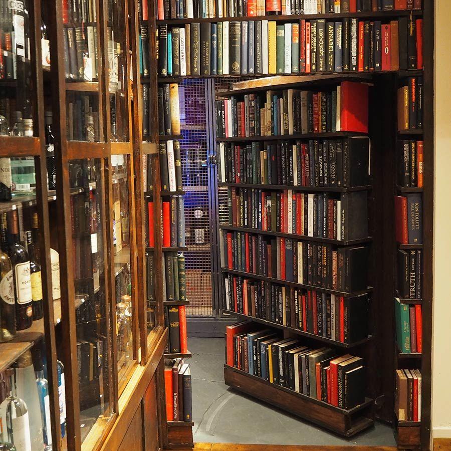 Guide to London · Speakeasies London · Via www.sweethings.net