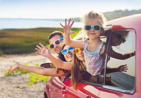 6 Simple Ways To Get A Handle On Your Kids Screen Time Todays >> The Secret To Surviving A Long Car Journey With Children