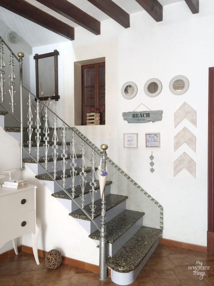 Como transformar una escalera por menos de 10€